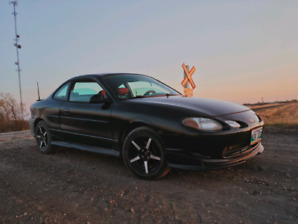 1998 Ford Escort ZX2 Coupe 5 speed