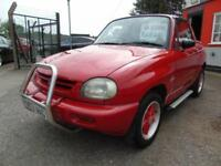 1997 Suzuki X 90 2wd, SPARES OR REPAIRS,12,px welcome 2 door Coupe