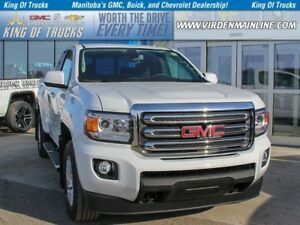 2018 GMC Canyon EXT | SLE | 4X4 | $275 B/W