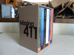 Missing 411 Box Set By David Paulides Book Collection Mystery