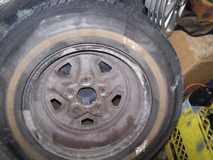 Chey Blazer rims with tires (5 x 120.7) Edmonton Edmonton Area image 9