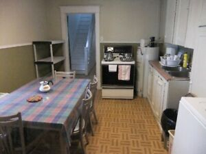Furnished Dwntn Timmins 2 Bdrm+Den Apt. Heat Incl