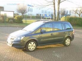 VAUXHALL ZAFIRA AUTO-7-Seats * £19 Per Week..£O Deposit * 7-Seater * 2006