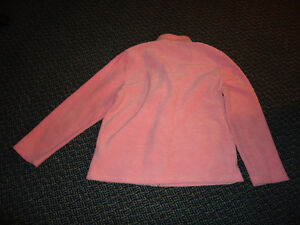 Ladies Size XL Full Zip Fleece Sweater Kingston Kingston Area image 2