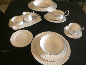 Royal Albert dinnerware