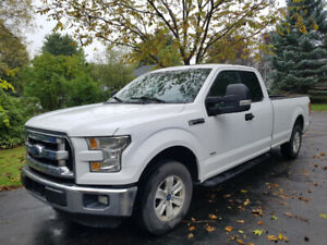 2016 Ford F-150 3.5 Ecoboost XLT Towing Pkg