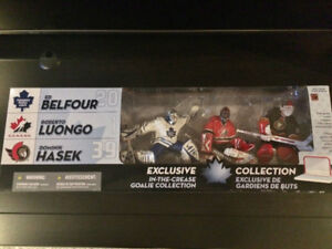 NHL  Exclusive Goalie Collection
