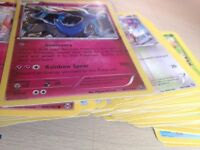Pokemon cards for swaps