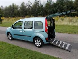 2011 Renault Kangoo 1.5 Dci ONLY 23K Wheelchair Accessible Disabled Adapted WAV