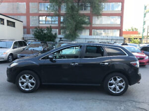 2010 Mazda CX-7 GT AWD 4Cylinder  Toit ouvrant, Cuir, !!