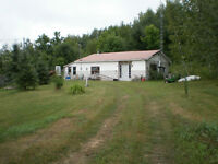 House in Bancroft, FOR SALE , needs work