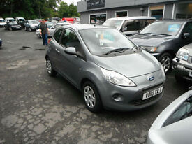 Ford Ka 1.2 2009MY Style + 1 OWNER ONLY 11000 MILES WITH FULL SERVICE HISTORY