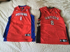 Basketball Jerseys - ONLY ONE LEFT!