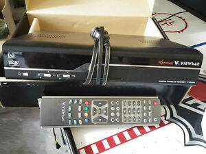 Satellite Receiver à vendre
