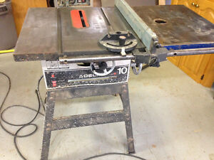 "Delta 10"" Table saw"