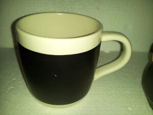 Starbucks large chalkboard  coffee mug with white marker pen NEW London Ontario image 9