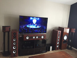 Axiom Epic 80 - 600 - 180 Speakers - Home Theatre System