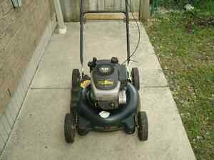 Lawn mower for sale.