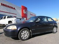 Honda Civic 3dr HB CX Auto 1998