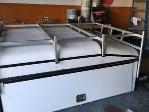 Truck Cap - 77inch long (2 side boxes) ARE