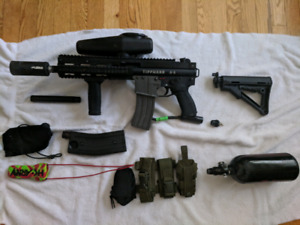 Tippman A5 egrip marqueur de paintball/paintball gun