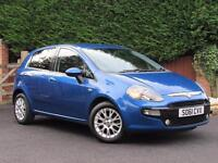 2012 Fiat Punto 1.2 8V MYLIFE, - BLUE - 5 DOORS - PETROL, MANUAL