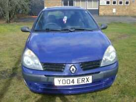 Renault Clio 1.2 16v Expression GOOD SERVICE AND MOT HISTORY