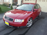 2003 Audi A4 TURBO (MUST SELL ASAP!!!)