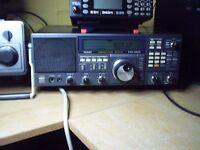 TRIO R-1000 RECEIVER+YAESU FRG-8800 REC+BEARCAT UBC 780 XLT