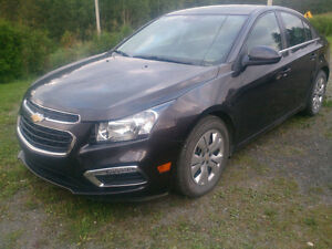 2015 Chevrolet Cruze 1LT Berline
