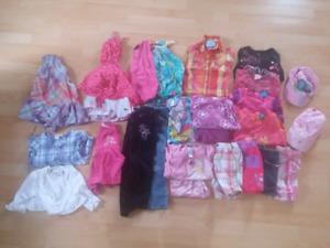 Vêtements pour fillette 3 ans