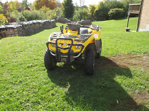 2004 Bombardier XT High Output Great condition -$4300 OBO Peterborough Peterborough Area image 3