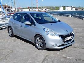 Peugeot 208 1.6e-HDi ( 92bhp ) FAP ( s/s ) 2012MY Active