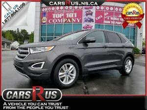 2015 Ford Edge SEL Front Wheel Drive!