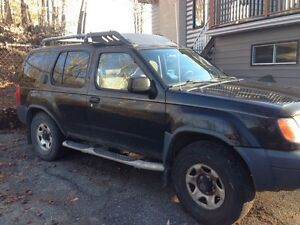 2001 xterra cheap