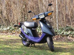 Yamaha Jog 50 scooter in great shape low km only $775