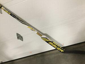 Baton de hockey gardien junior