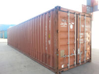 CONTAINERS (modified)  40' USED