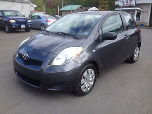 2009 TOYOTA YARIS, WILL INCLUDE 4 BRAND NEW WINTER TIRES!!!!