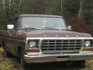 Selling 1978 Ford 150