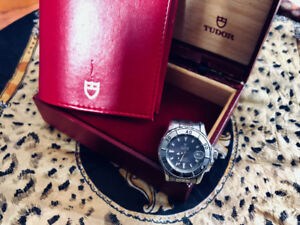 Ladie Stainless Steel ~ ROLEX TUDOR PRINCESS DATE