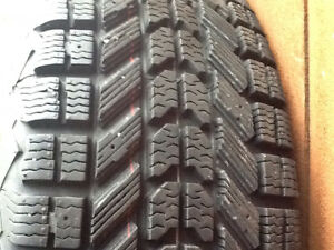 4 New Firestone Snow Tires