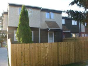 NEAR WEST EDMONTON MALL TOWN HOUSE$1,300.00