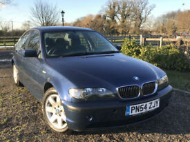 BMW 320 2.2 Auto 2004 (54) i SE STUNNING LOW MILEAGE