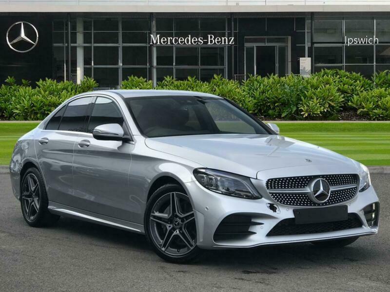 2020 Mercedes-Benz C 220 D AMG LINE Edition PREMIUM Diesel ...