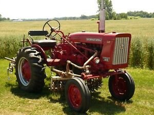 International Farmall 140 Tractor For Sale