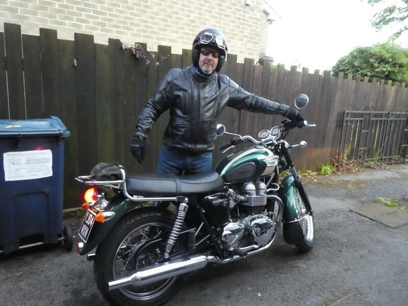 triumph bonneville t100 2004 in houghton le spring tyne and wear