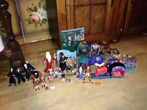 Harry Potter toys, will not sell individually