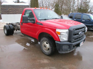 2013 FORD F350 1 TON