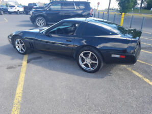 85 CORVETTE, Very dependable ride, cold air